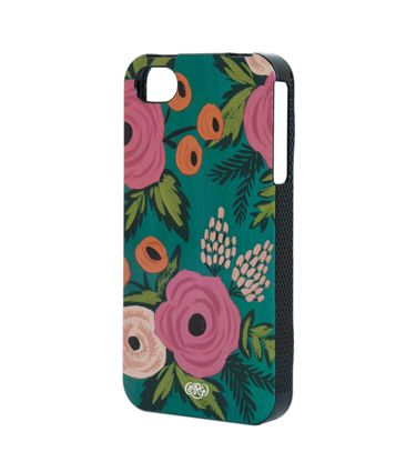 Spanish Rose iPhone 4 Case - SLIM by Rifle Paper Co. @Luvocracy