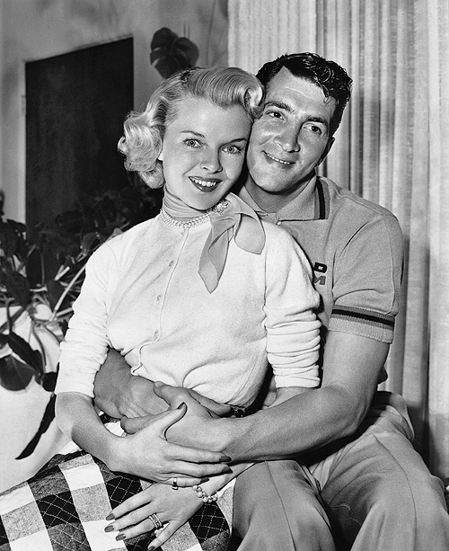 Dean & Jeanne Martin. Their marriage lasted 24 years (1949–1973) divorced.Three children; Dean, Ricci, & Gina Martin