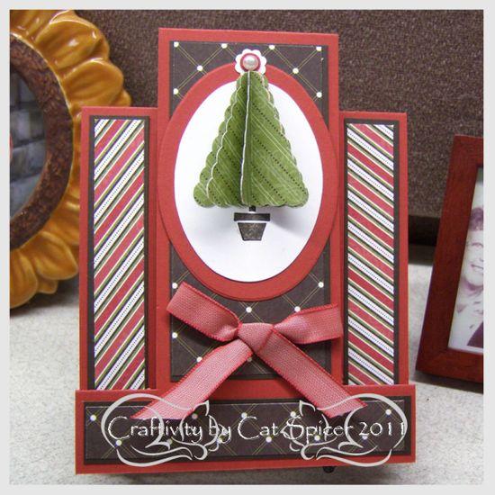 Punched Tree by princelessmn - Cards and Paper Crafts at Splitcoaststampers