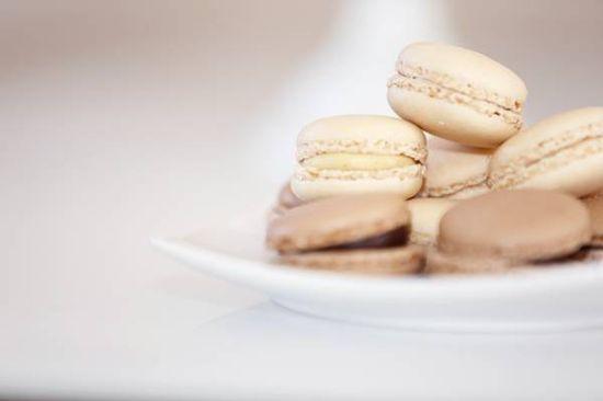 freshly made macarons #sweets