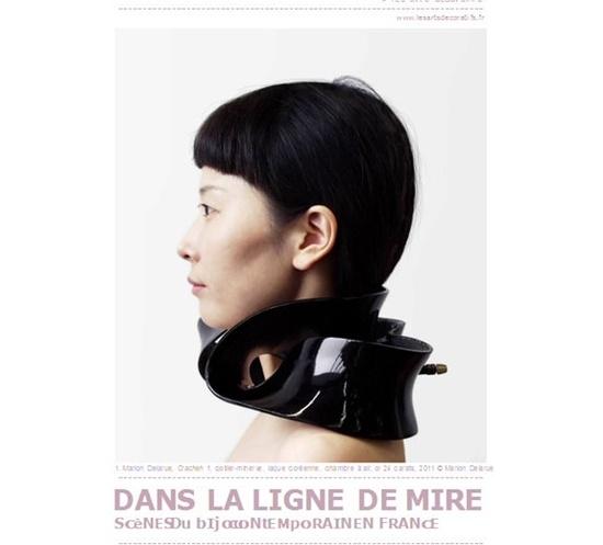 """""""Dans la ligne de mire"""" aux Arts Décoratifs PARIS"""