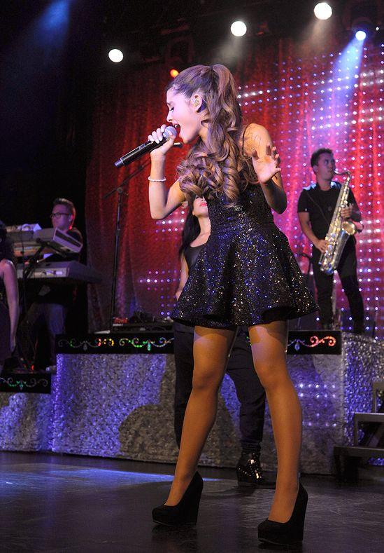 Ariana Grande ?