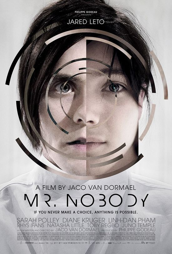 Mr. Nobody. Unknown author.
