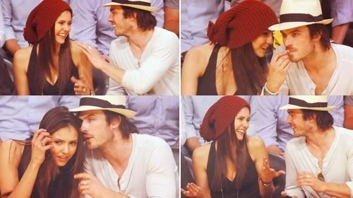 One of the cutest couples ever.