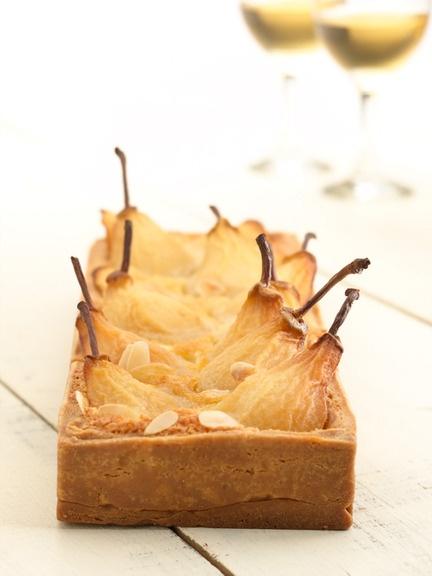 bOsc pear tart