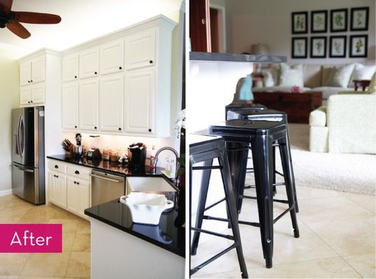 Before and After: A Revitalized Kitchen