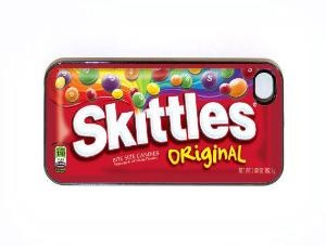 iPhone 4 4s Case Custom Skittles Candy Wrapper in by KustomCases