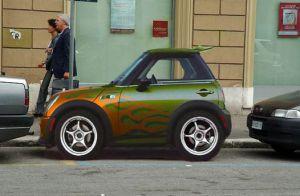 mini smart car