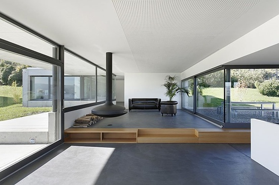 Foyer rotatif