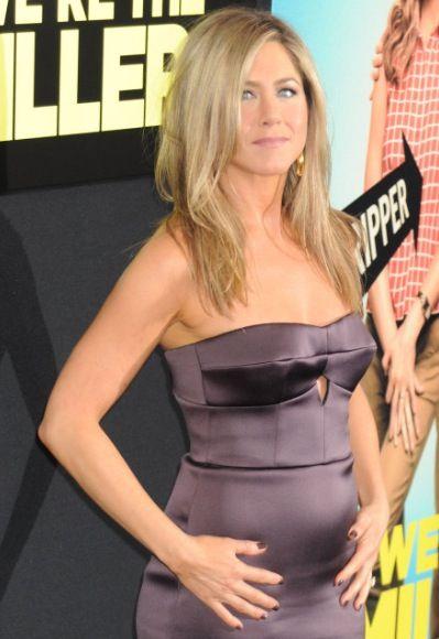 Jennifer Aniston? #pregnant #celebrities #maternity #style