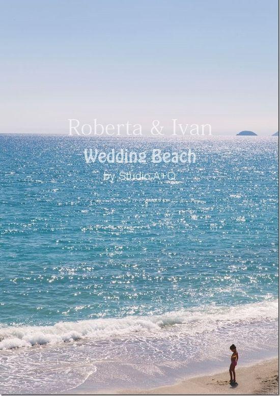 Romantic Wedding Beach Roberta e Ivan: wedding Beach