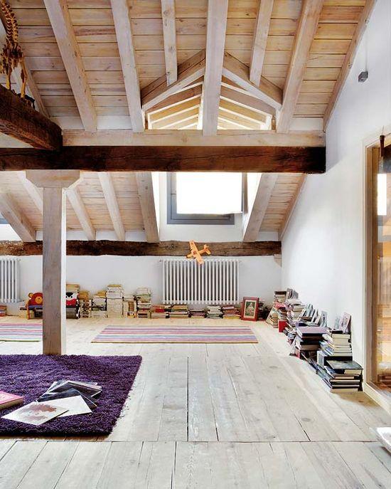 Attic loft