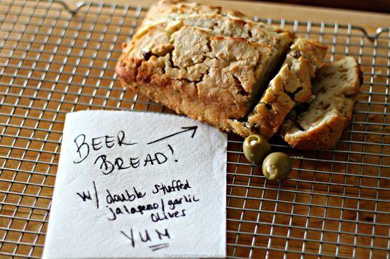 Best Beer Bread Ever! #recipe #bread
