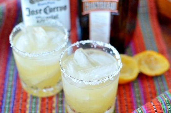 Lemon Margaritas