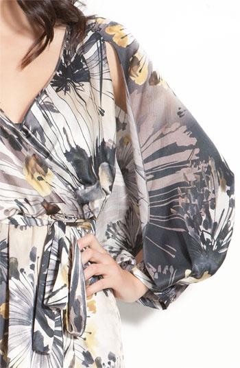 Great dress! FAB print!