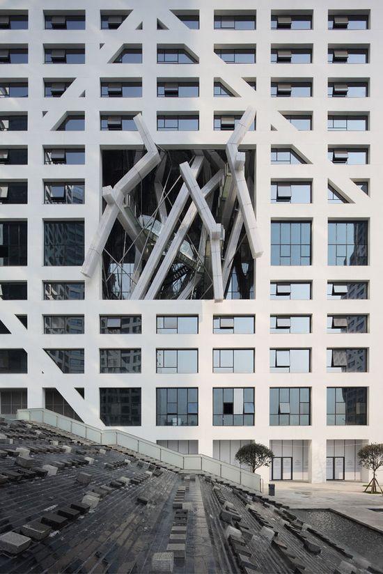 Sliced Porosity Block  Steven Holl Architects