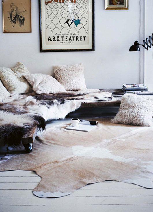 winter white decor via @sfgirlbybay / victoria smith / victoria smith