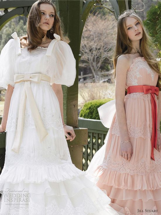 Jill Stuart 2012 with sleeves/without