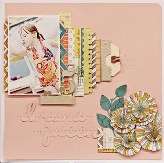 Drama Queen - New Yearbook and Classic Calico! by Jen Jockisch at Studio Calico