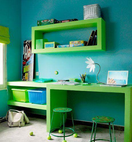 workspace / desk for