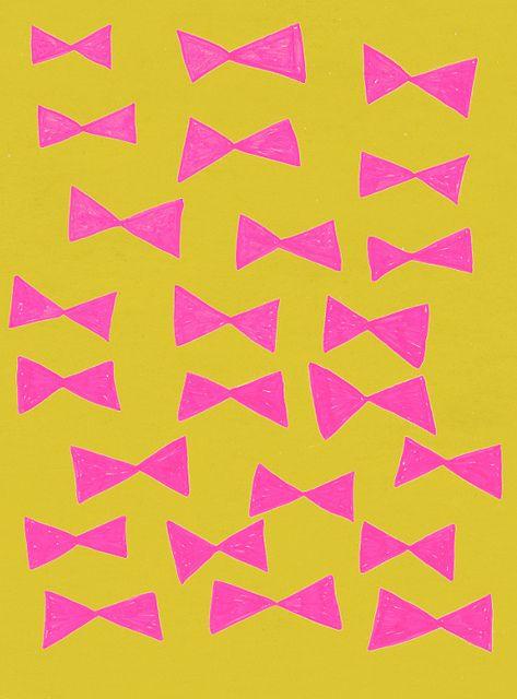 bows! - Graphic Design