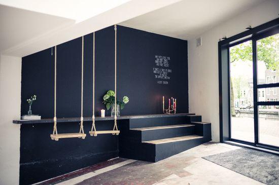 Eginstill & the coffee bar / Design studio / Kitchens / Interior / Amsterdam /