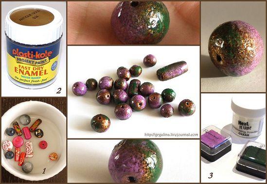 bead coating tutorial