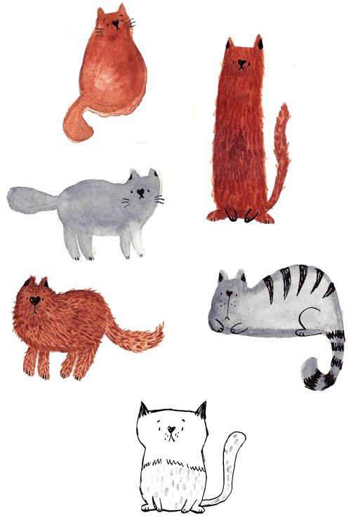 Illustration :: Shakey Illustrations