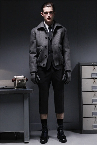 Carven - Men Fashion Fall Winter 2013