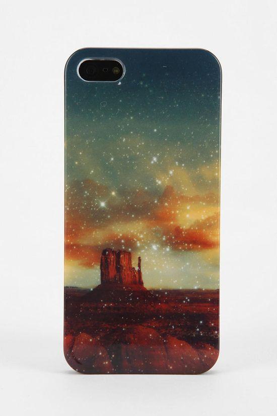 UO Cosmic Desert iPhone 5 Case