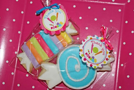 Candy Shoppe Party from Cupcake Express #parties #party #partyfavors #favors #candyparty