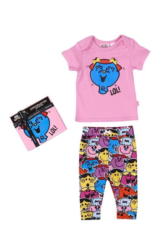 Baby Girls Little Miss Giggles Lol Set