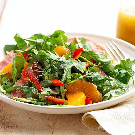 Smoked+Turkey+Salad+with+Oranges