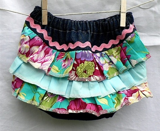 cute baby bloomers!