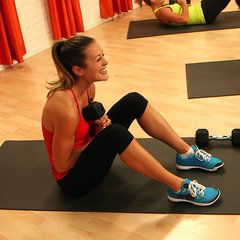 Fast and Fun CrossFit Workout With Weights