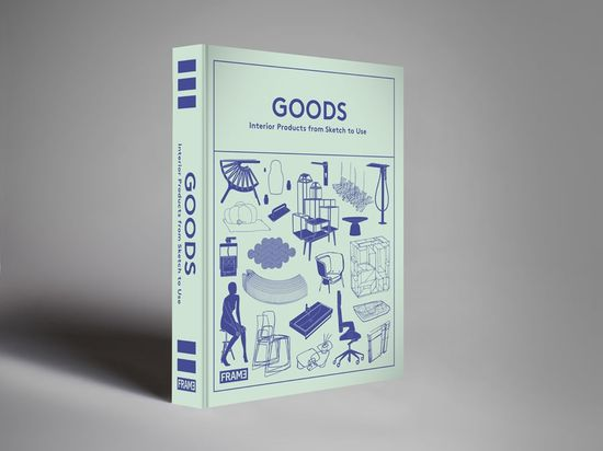 Goods book / by Frame