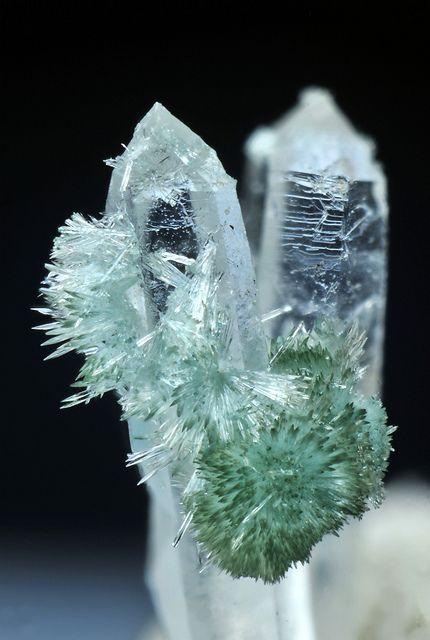 Foitite #minerals #rocks #crystal