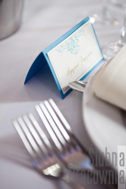 karteczki imienne dla gości