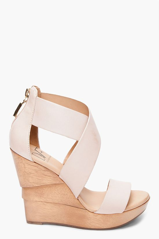 Perfect wedge for spring summer