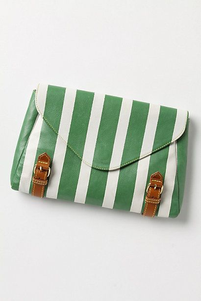 stripes + bag = awesome