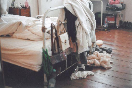 Bedroom lust.