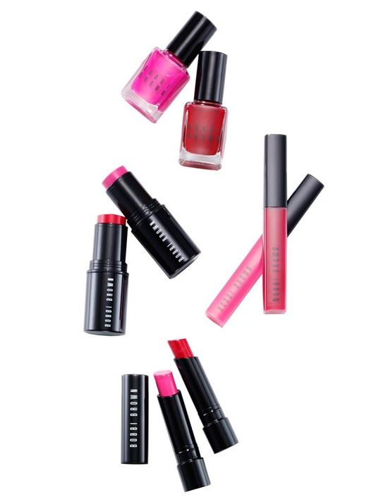 Bobbi Brown Pink & Red Collection #Nordstrom #Beauty