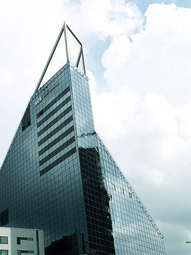 Tallinn - modern architecture  www.turistarth.co...  #modern