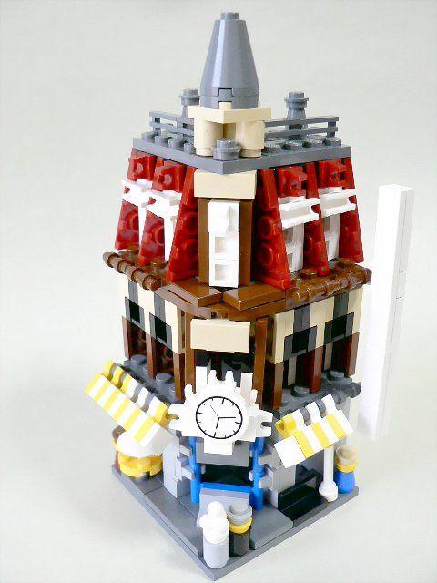 Micro 10182 Cafe Corner by mumu
