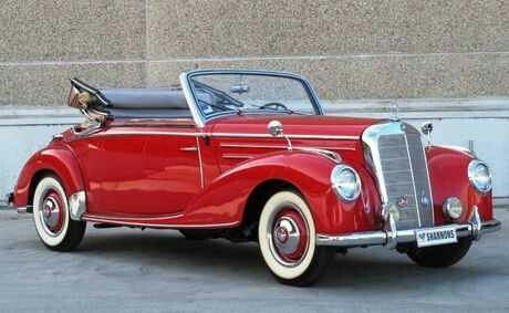 Classic European /British sports car, a best seller