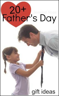 20 Adorable Father's Day Gift Ideas that Kids can Help Make!