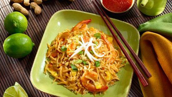Savory Pad Thai Noodles