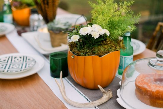 A Harvest Party with Home Depot