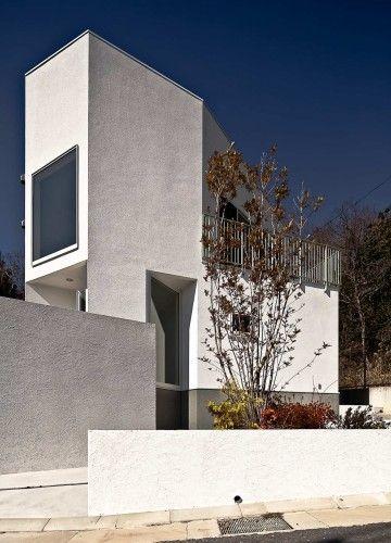 Nomura 24 House, Takarazuka, Japan by Antonino Cardillo architect
