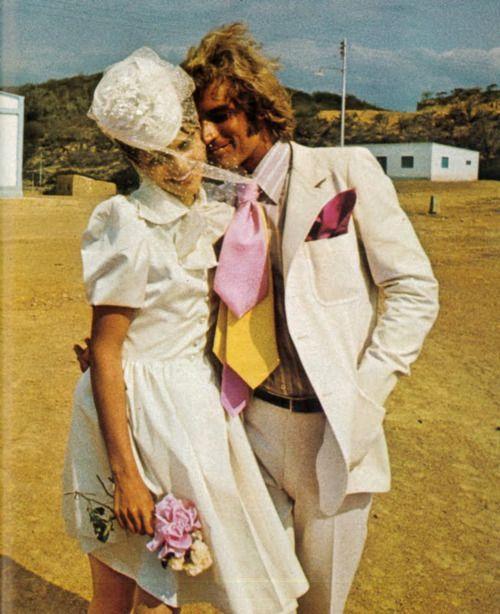 #dresscolorfully via french vogue 1972